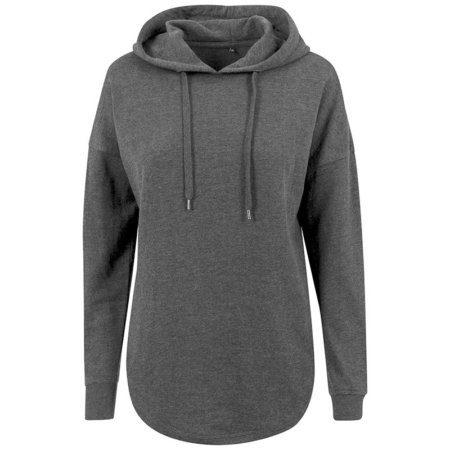 Build your Brand Women's oversized hoodie
