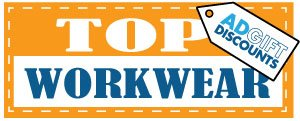 topworkwear.uk Personalised Clothing, Top Brands