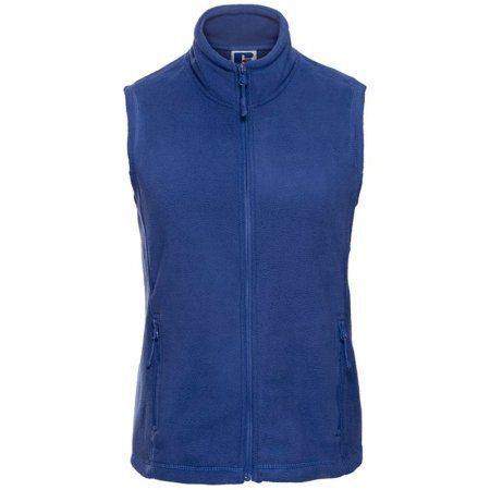 8720F Navy 450x450 - Russell Women's outdoor fleece gilet