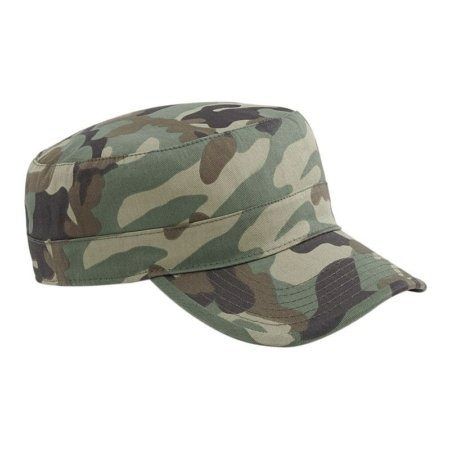BC033 Camo 1 450x450 - Beechfield Camo Army cap