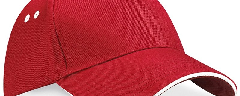 BC15C Red 800x321 - Beechfield Army cap