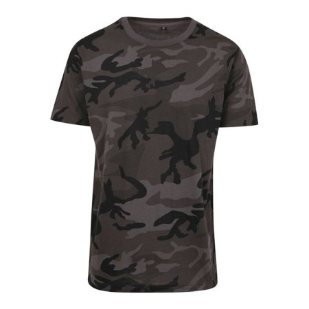 BY109 Camo 2 450x450 - Build your Brand Camo round neck tee