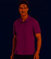 Gildan DryBlend double piqu sport shirt