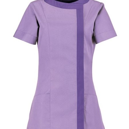 Women's asymmetric tunic