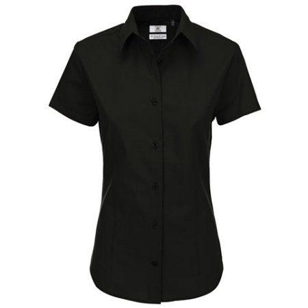 Heritage short sleeve blouse