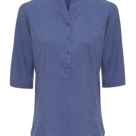 Verbena Linen Look Tunic